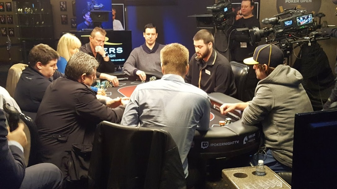 Poker Night In America Cash Game Filming Now Rivers